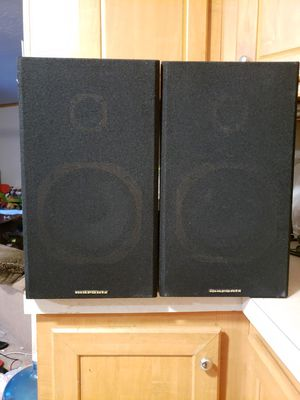 Vintage Marantz Bookshelf Speakers for Sale in Needville, TX