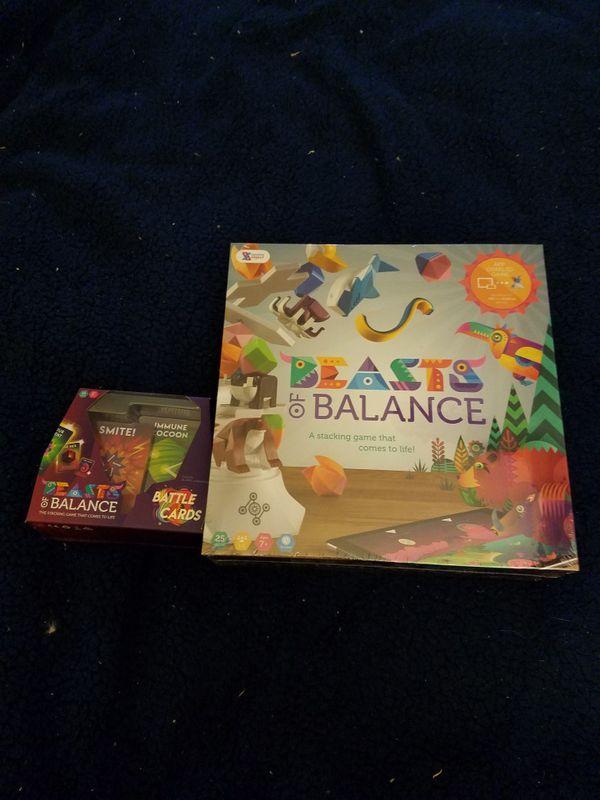 Beast of balance game