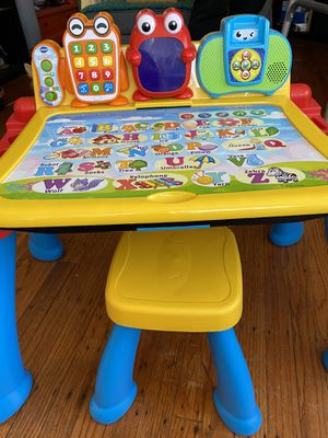 Kids learning desk for Sale in San Francisco, CA