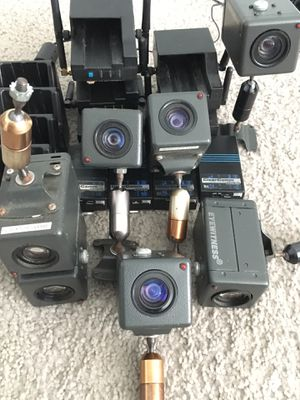 Lot Of Kustom Signals police surveillance cameras/equipment for Sale for sale  Philadelphia, PA