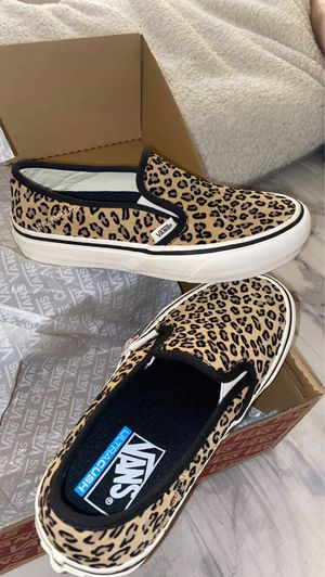 Vans Mini Leopard Slip On for Sale in Rancho Cucamonga, CA