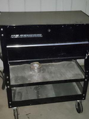 Rolling metal tool cart for Sale in Mesa, AZ