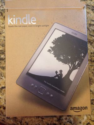 Kindle In Box for Sale in Scottsdale, AZ