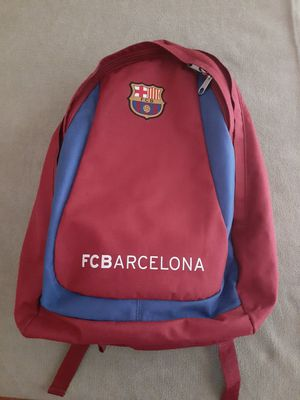 Backpack Fc Barcelona for Sale in NEW PRT RCHY, FL