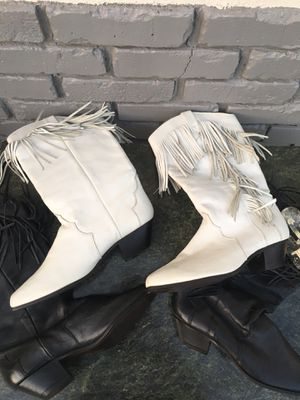 Women's vintage boots for Sale in Glendale, CA