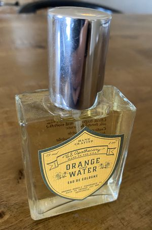NEW K. Hall Designs Orange Flower Water Eau de Cologne Perfume 2oz US Apothecary for Sale in St. Louis, MO