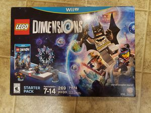 LEGO Dimensions Starter Pack for Sale in Elk Grove, CA