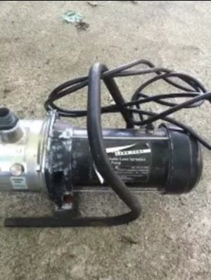 Water pump for Sale in Crestwood, IL