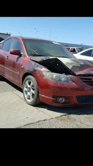 2006 mazda 3 parts only for Sale in Phoenix, AZ