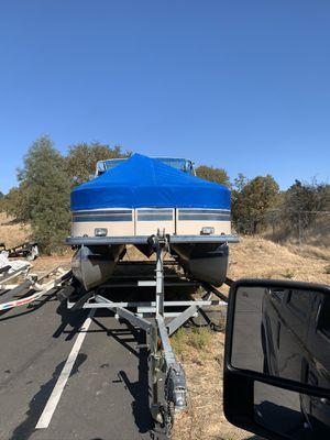 Pontoon boat for Sale in El Dorado Hills, CA