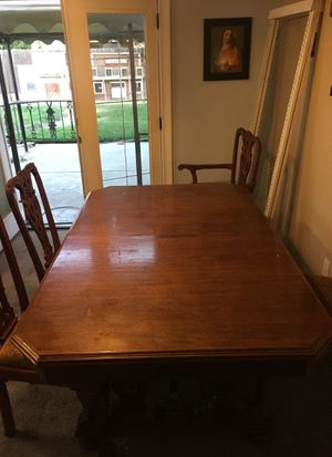 Antique table for Sale in Selma, CA