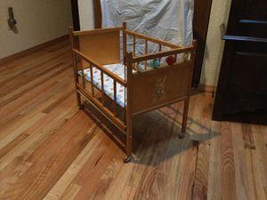 Doll crib for Sale in Redmond, WA