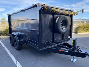 Dump Trailer 8x12x4 for Sale in Goodyear, AZ