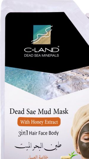 DEAD SAE MUD MASK . 3 IN 1 FACE BODY for Sale in Bronx, NY