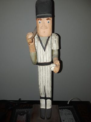 """Wooden Mickey Mantle 19"""" for Sale in Laguna Hills, CA"""