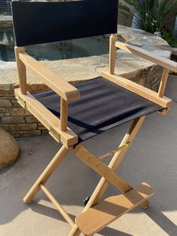 Folding Directors Chair for Sale in Long Beach,  CA