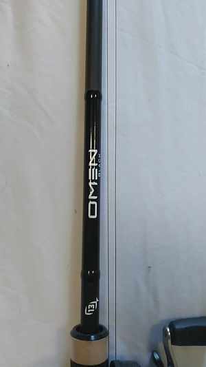 """13 FISHING OMEN BLACK 7'4"""" HEAVY ACTION NEW for Sale in Greenwood, IN"""