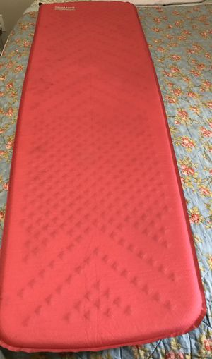 Thermarest camp air mattress for Sale in Gig Harbor, WA
