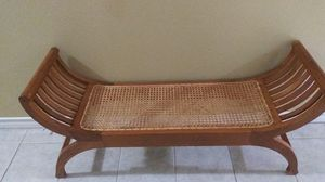 Ratan bench for Sale in Corpus Christi, TX