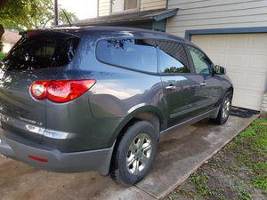 Chevy traverse 2012 Lt for Sale in San Antonio, TX
