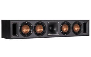 R-34C Klipsch powered center channel speaker with wisa link for Sale in Whiteland, IN