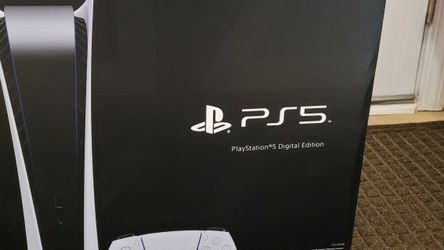 PS5 Digital Edition! for Sale in Smyrna,  GA
