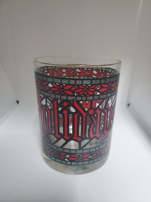 Houze Happy Holidays Stained Glass Cups for Sale in Marion, OH