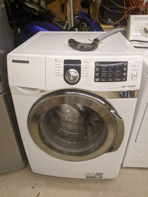 Samsung front loading washing machine for Sale in San Diego, CA