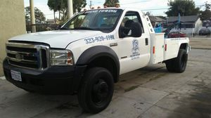 2006 FORD F450 DIESEL EAGLE for Sale in Los Angeles, CA