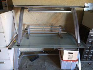 Glass desk for Sale in Lodi, CA