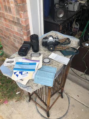 Canon-AE-1 Program for Sale in McAllen, TX