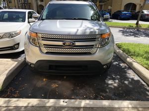 2015 Ford Explorer Limited for Sale in Hollywood, FL