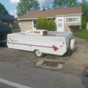 94 pop up camper with title for Sale in Columbus, OH