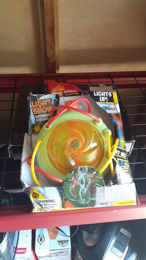 Light show spinning sprinkler for Sale in Mableton, GA