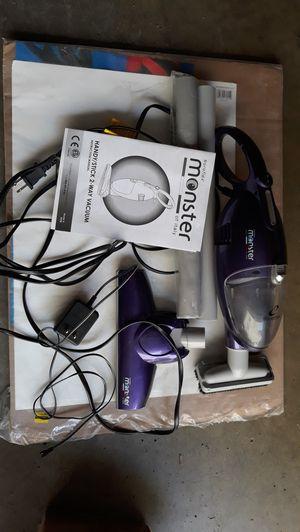Handheld vacuum monster for Sale in Long Beach, CA