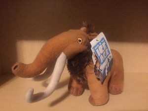 """Official Ice Age Woolly Mammoth """"Manny"""" Plush Toy for Sale in Portland, OR"""
