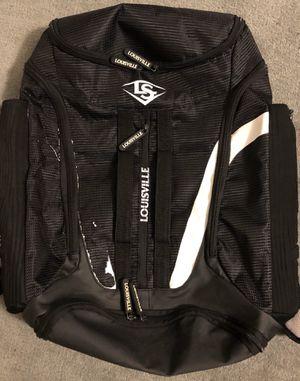 Louisville Slugger Baseball / Softball Bat Backpack for Sale in Hacienda Heights, CA