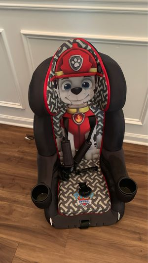 Paw Patrol (Marshall) Car seat for Sale in Union City, GA