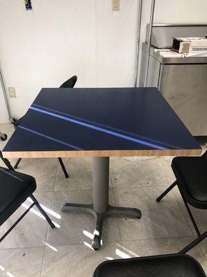 Royal blue tables for Sale in Glendale, AZ