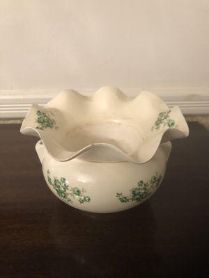 Vintage African Violet Pot for Sale in Centreville, VA