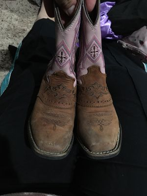 Cowgirl boots for Sale in Houston, TX
