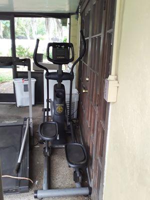 Golds Gym Elliptical Machine for Sale in Tampa, FL