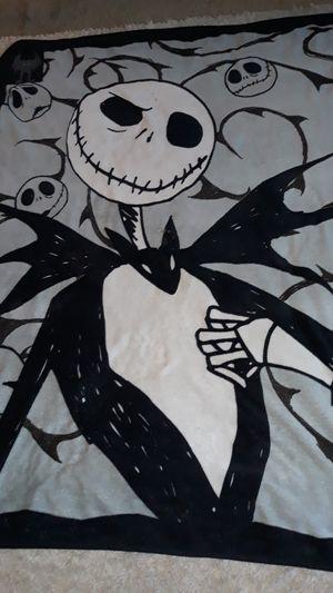 The Nightmare Before Christmas Jack Skellington Blanket for Sale in Winston-Salem, NC
