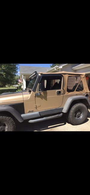 98 Jeep tj for Sale in Huntsville, AL