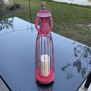 Beautiful Lantern For Indoors Or Outdoors for Sale in West Palm Beach, FL