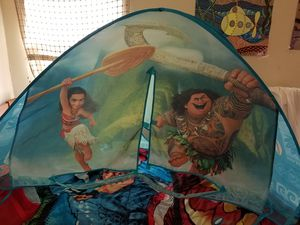Moana tent for Sale in Fort Worth, TX