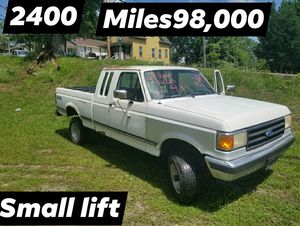 1991 ford f150 XLT for Sale in Park Hills, MO