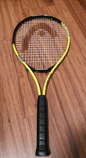 New Head Titanium Pro Tour Tennis Racquet 4 3/8 Free Bag & Balls for Sale in Miami, FL