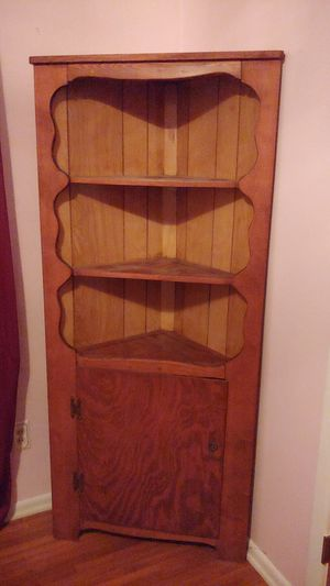 Corner shelf cabinet for Sale in Fort Smith, AR
