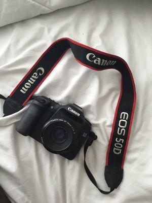 Canon EOS 50D digital camera for Sale in Alpharetta, GA